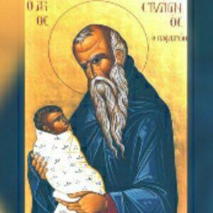 Sfăntul Stelian Paflagonul – ocrotitorul copiilor (26 noiembrie)