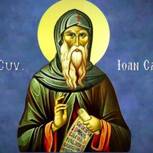 Sfântul Cuvios Ioan Casian (28 februarie)