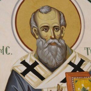 Sfântul Sfințit Mucenic Teodot, episcopul Chiriniei (2 martie)