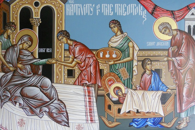 Nașterea Maicii Domnului